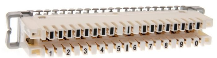 10 Pair Telephone Block