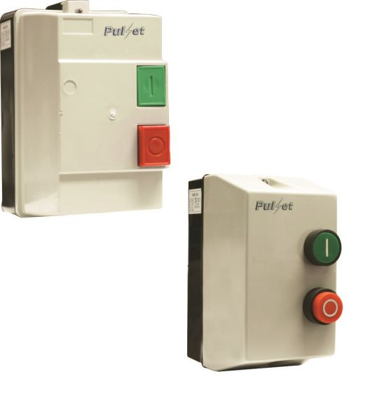 DOL magnetic starter