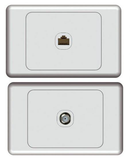 Nitrox Data Plates & Sockets