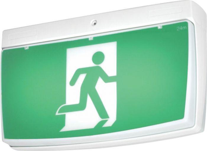 Ceiling LED Emergency Exit Light : Australian standards