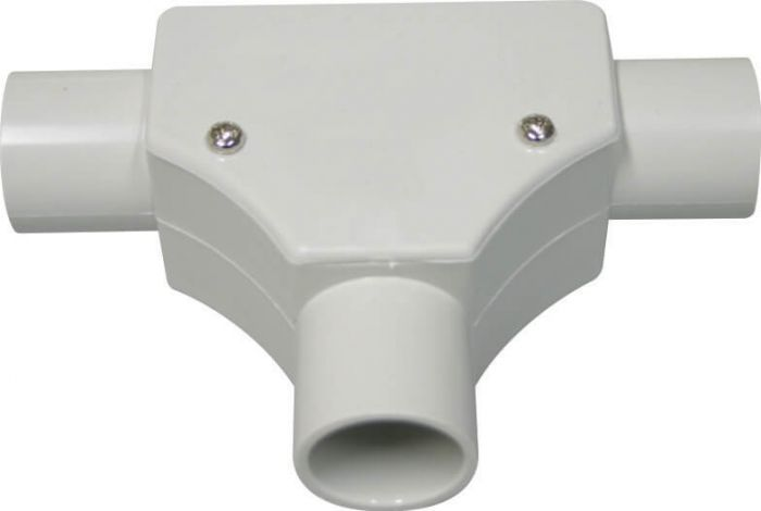 PVC Inspection Tee