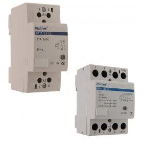 2 & 4 Pole Module Contactors
