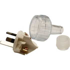 3Pin 10Amp Plug Male