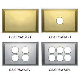 G Series Switch Cover Plates