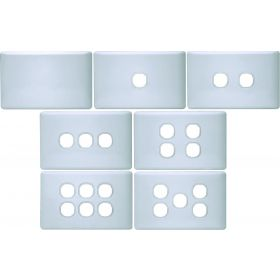 K Series Unloaded Switch Plates & Cover