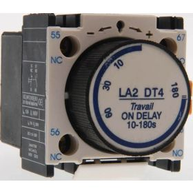 Pneumatic Time Relay for Compatible Contactors Off Delay