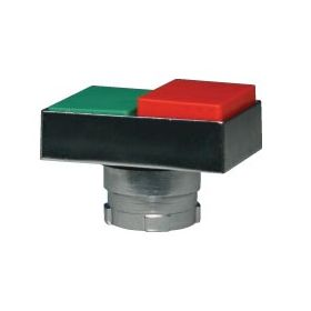 Push Button - Double Green/Red