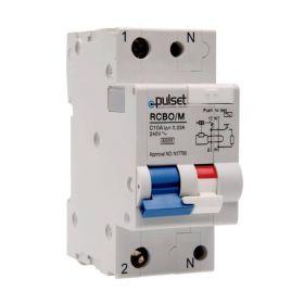Deal 2 Pole MCB/RCD Mechanical Combo | Sale Mechanical Combo