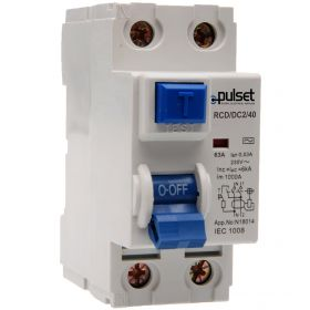 A-Type 2 Pole RCD 30mA (NZ Market) | RCD supply Newzealand | Eletric supply newzealand