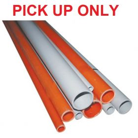 Heavy Duty Orange Conduit
