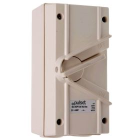 Weatherproof Isolators